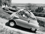 Pictures of BMW Isetta 250 1955–56
