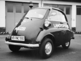 Pictures of BMW Isetta 250 Polizei 1956–62