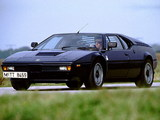 BMW M1 (E26) 1978–81 photos