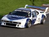 BMW M1 Procar (E26) 1979–81 pictures