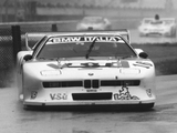 BMW M1 Group 5 (E26) 1982 photos