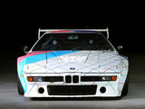 Photos of BMW M1 Procar Art Car by Frank Stella (E26) 1979