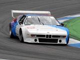 Photos of BMW M1 Procar (E26) 1979–81