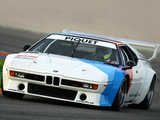 Pictures of BMW M1 Procar (E26) 1979–81