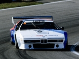 BMW M1 Procar (E26) 1979–81 wallpapers