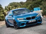 BMW M2 Coupé (F87) 2015 pictures