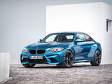 Images of BMW M2 Coupé (F87) 2015