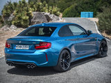 BMW M2 Coupé (F87) 2015 wallpapers