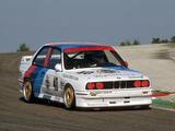 BMW M3 DTM (E30) 1987–92 pictures