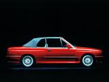 BMW M3 Cabrio (E30) 1988–91 images