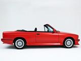 BMW M3 Cabrio (E30) 1988–91 photos