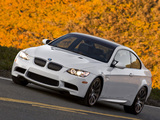 BMW M3 Coupe US-spec (E92) 2007–10 photos