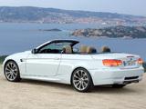 BMW M3 Cabrio (E93) 2008 images