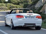 BMW M3 Cabrio (E93) 2008 photos
