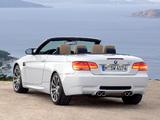 BMW M3 Cabrio (E93) 2008 pictures