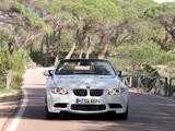 BMW M3 Cabrio (E93) 2008 wallpapers