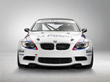 BMW M3 GT4 Customer Sports Car (E92) 2009 images
