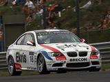 BMW M3 GT4 Customer Sports Car (E92) 2009 photos