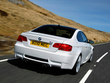 BMW M3 Coupe Competition Package UK-spec (E92) 2010 images