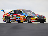 BMW M3 GT2 Art Car by Jeff Koons 2010 images