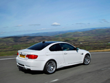 BMW M3 Coupe Competition Package UK-spec (E92) 2010 pictures