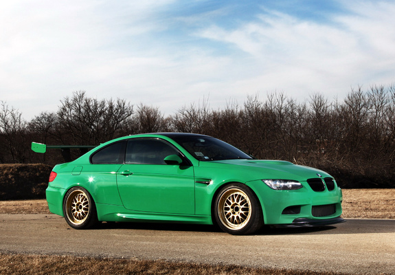 bmw m3 coupe green - photo #10