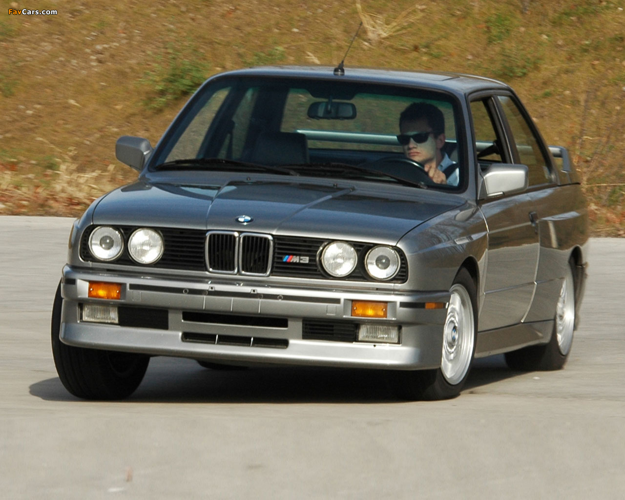 Bmw M3 E30 >> Images of BMW M3 Coupe (E30) 1986–90 (1280x1024)