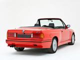 Images of BMW M3 Cabrio (E30) 1988–91