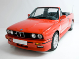 Photos of BMW M3 Cabrio (E30) 1988–91