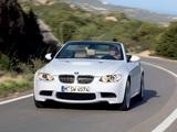 Photos of BMW M3 Cabrio (E93) 2008