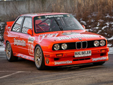 Pictures of BMW M3 DTM (E30) 1987–92