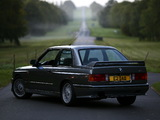 Pictures of BMW M3 Evolution II (E30) 1988