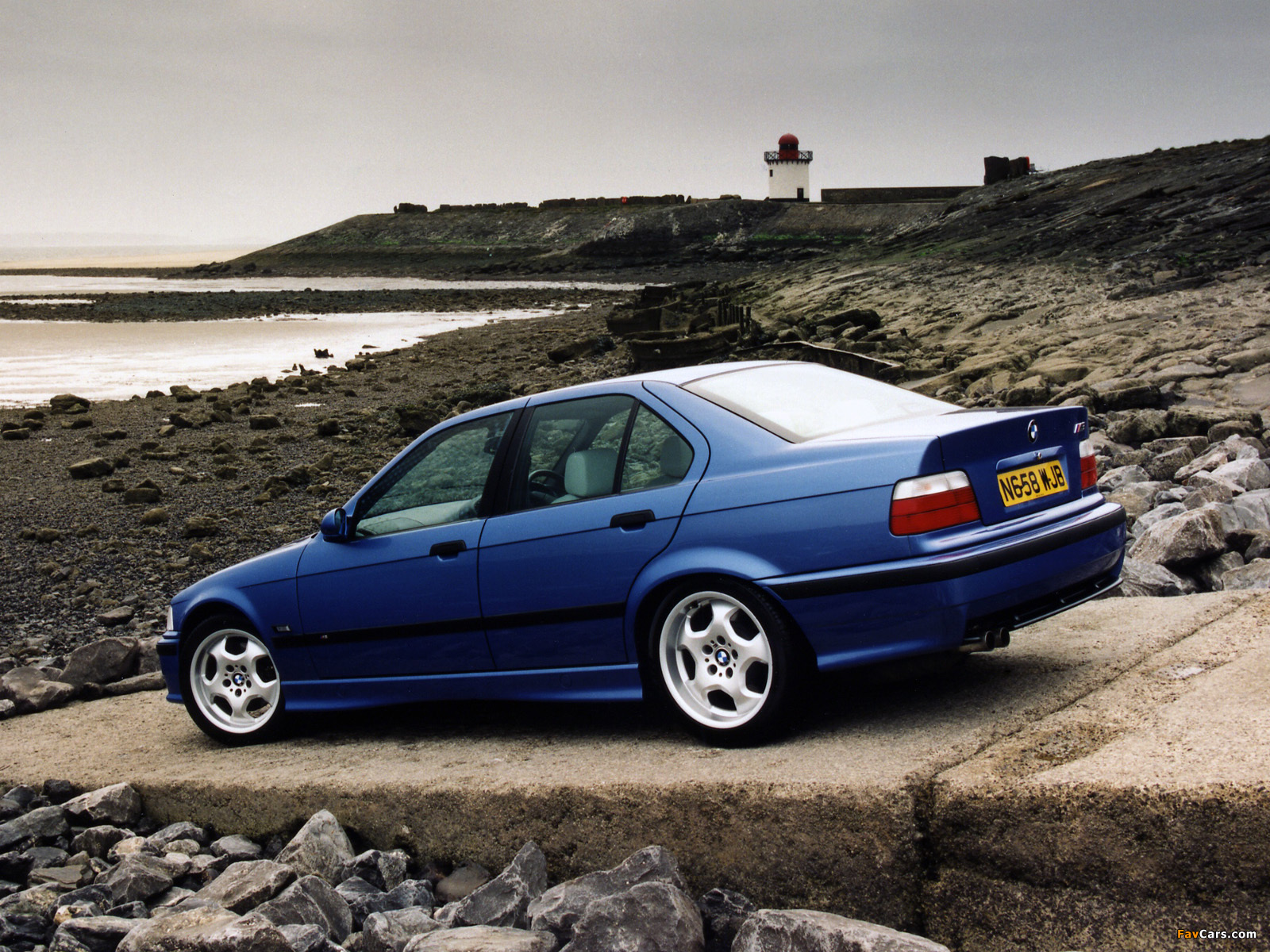 Pictures Of BMW M Sedan UKspec E X - 1994 bmw m3