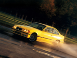 Pictures of BMW M3 Coupe US-spec (E36) 1994–99
