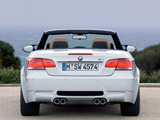 Pictures of BMW M3 Cabrio (E93) 2008