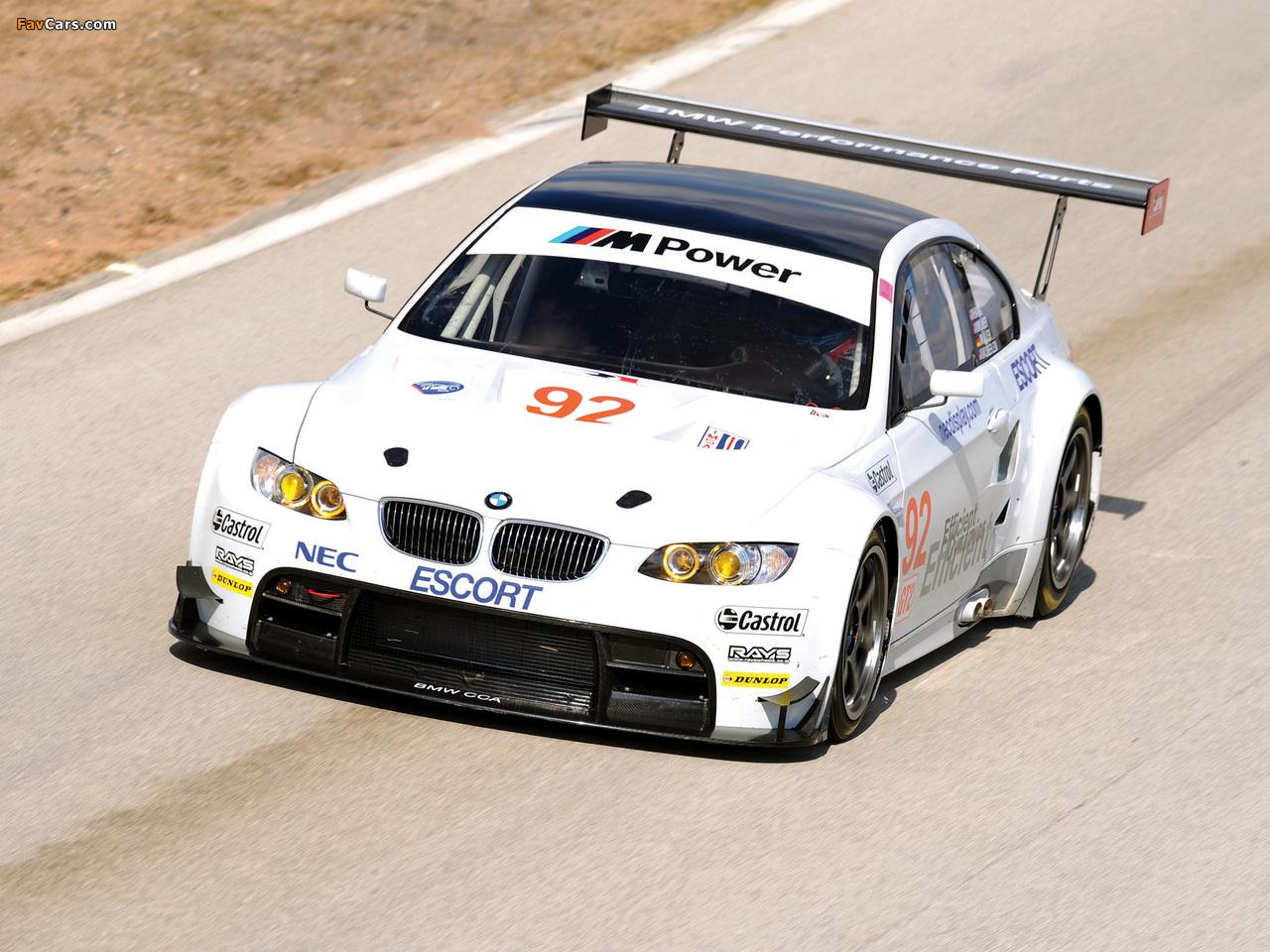 Bmw E M Race Car