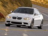 BMW M3 Coupe US-spec (E92) 2007–10 wallpapers