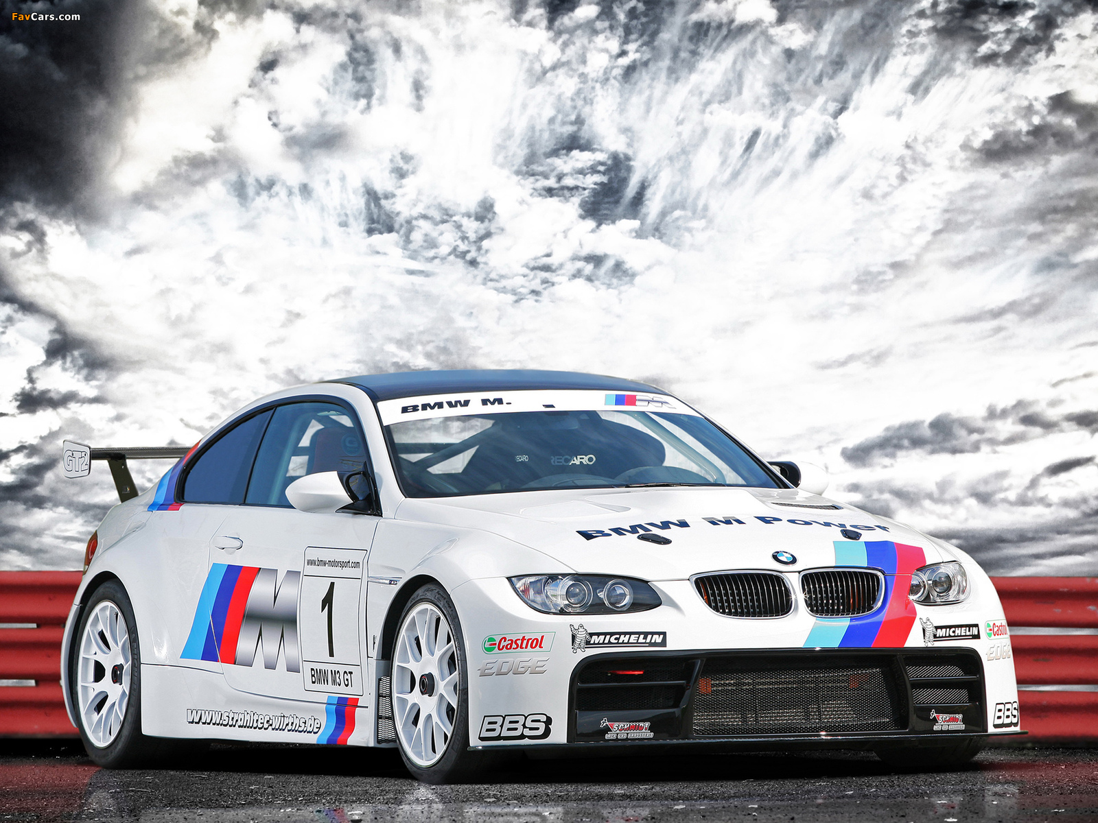 CLP Tuning BMW M3 GT2 (E92) 2011 Wallpapers (1600x1200
