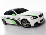 Vorsteiner BMW M3 Coupe GTS-V (E92) 2011 wallpapers