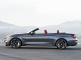 BMW M4 Cabrio (F83) 2014 pictures
