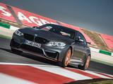 Photos of BMW M4 GTS (F82) 2015
