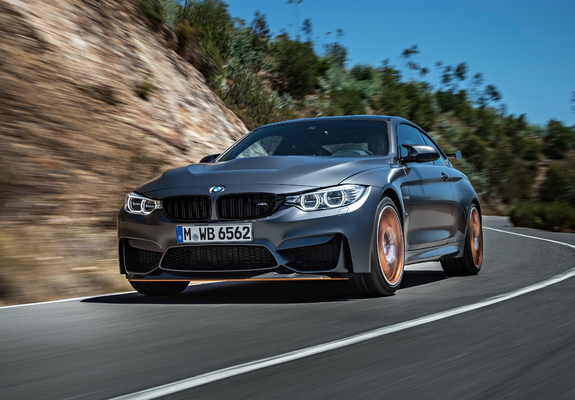 Bmw M4 Gts F82 2015 Wallpapers