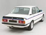 BMW M535i UK-spec (E12) 1980–81 wallpapers