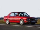 BMW M5 (E28) 1985–87 photos