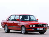BMW M5 (E28) 1985–87 pictures
