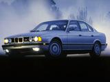 BMW M5 US-spec (E34) 1989–92 photos