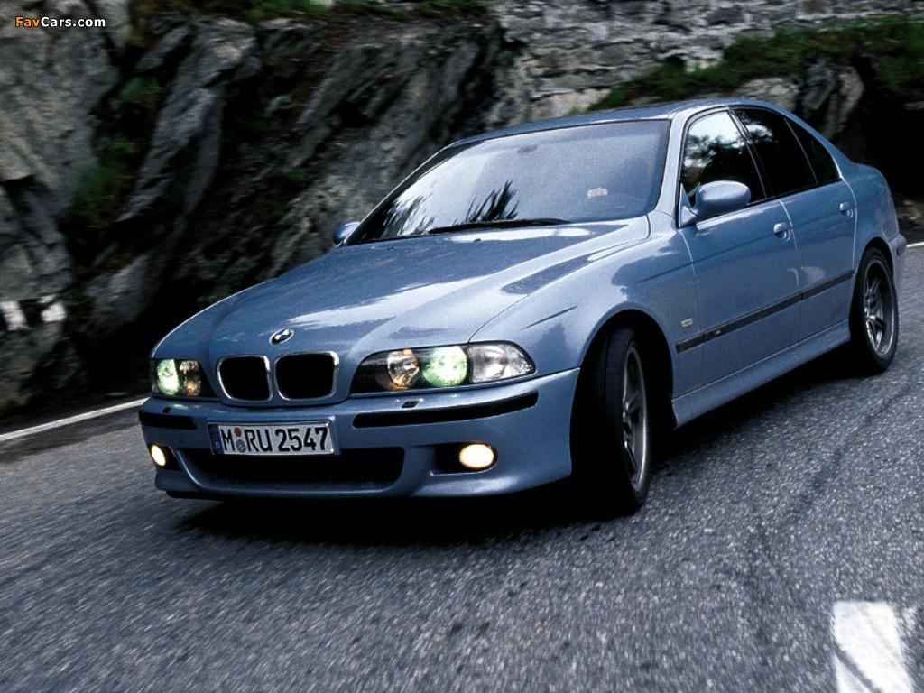 Bmw E39 M5 >> BMW M5 (E39) 1998–2003 wallpapers (1024x768)