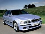 BMW M5 UK-spec (E39) 1998–2003 wallpapers