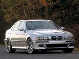 BMW M5 US-spec (E39) 1999–2004 images