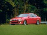 BMW M5 US-spec (E39) 1999–2004 photos